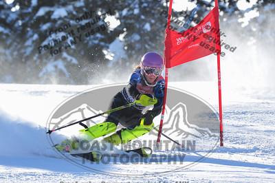 Whistler Cup 2012 - K1 Girls Kombi