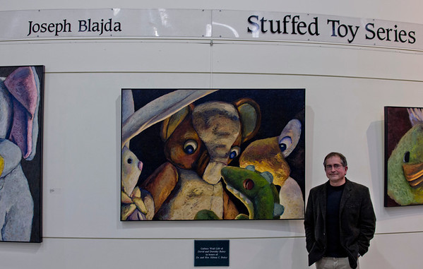 Joseph Blajda '75 Stuffed Toys and Other Series: A Retrospective