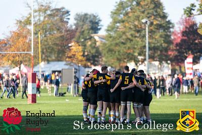 Match 30 - John Fisher School v QEGS, Wakefield