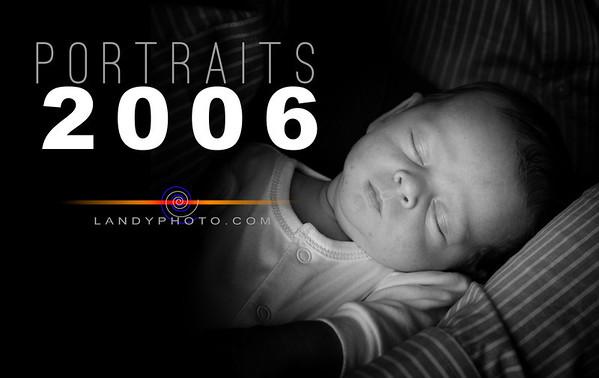Portraits 2006