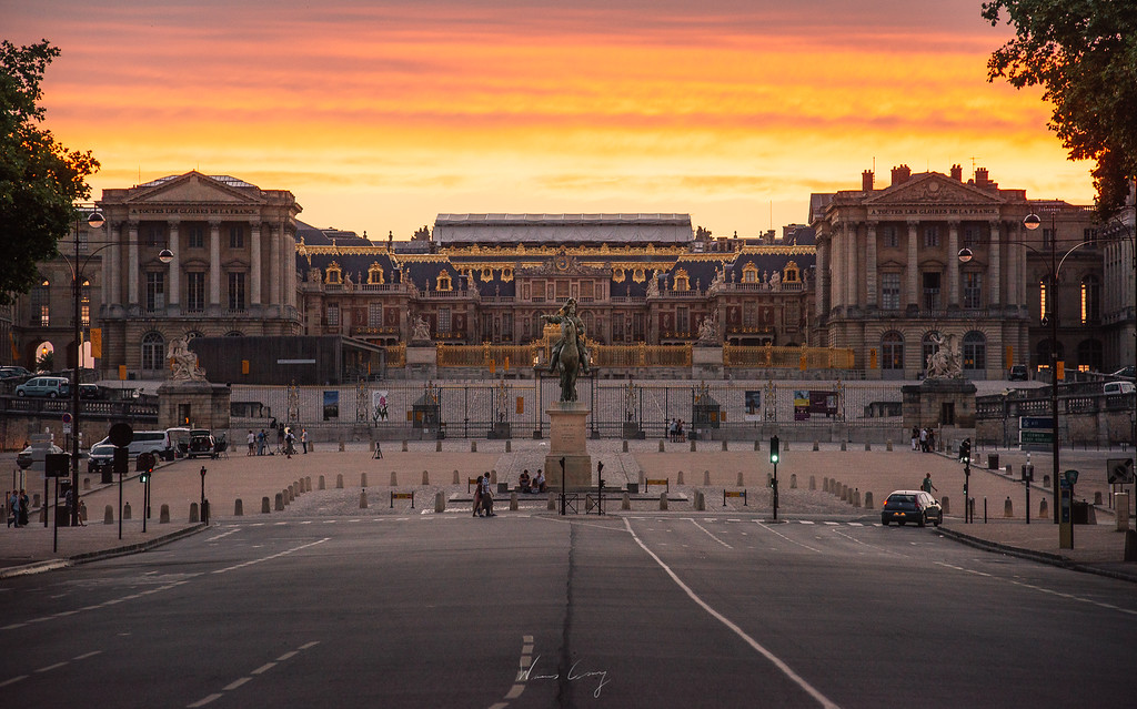 凡爾賽宮介紹與參觀拍照建議 by 旅行攝影師張威廉 Wilhelm Chang