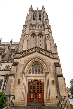 National Cathedral architecture study