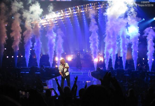 Queen + Adam Lambert - The Crown Jewels  - Vegas - Sept 22, 2018