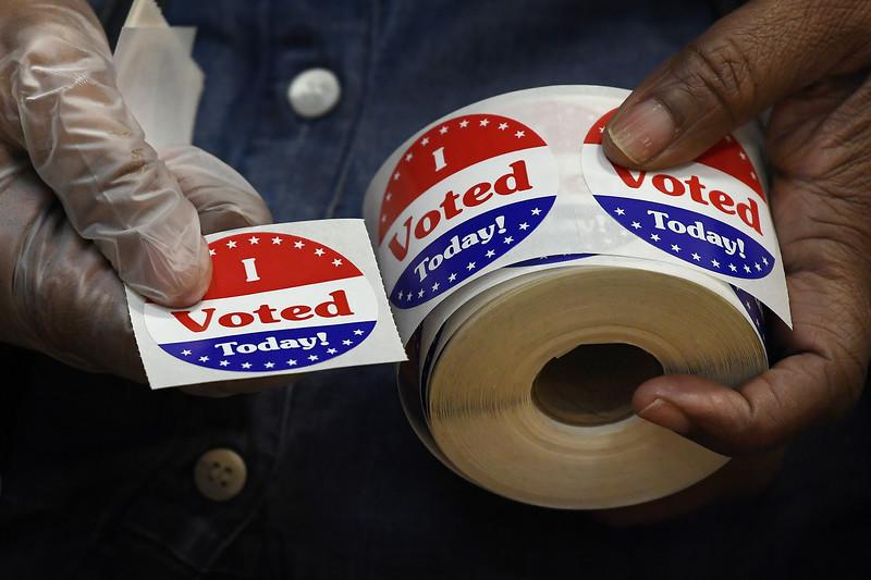 Election 2020 Connecticut Voting