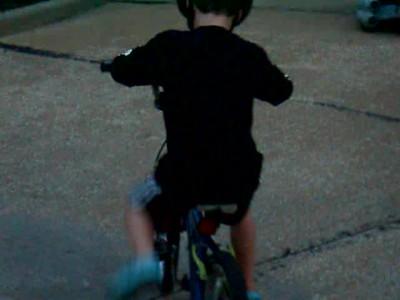 No Training Wheels!