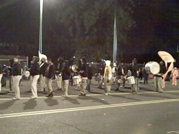 Northside High School Band, Parade.jpg