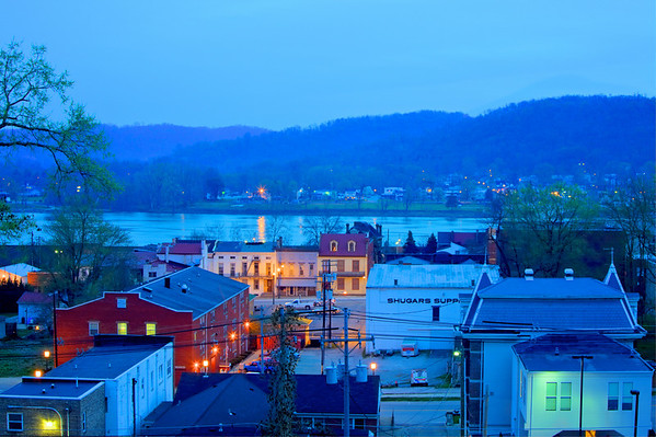 HDR Images of Maysville KY
