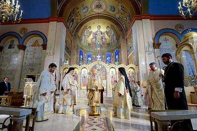 Community Life - Archons Investitute Liturgy - October 16, 2016