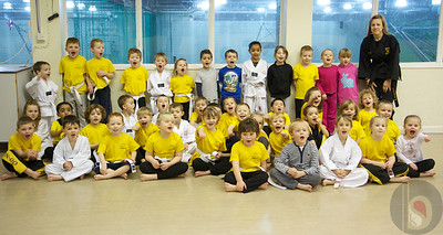 Taekwondo Deeside -Dec12