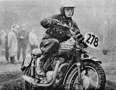 1964 McQueen ISDT Triumph