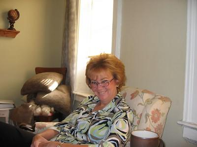 New York City - Bonnies 81st Birthday - 2004