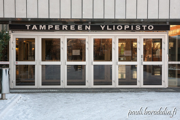 2012-10-27 University of Tampere