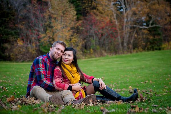 Portrait - Couples & Engagement