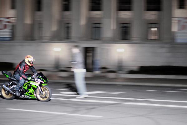 Bikers in D.C. - 9/11/2009