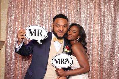 JAMOKI & JODI-ANN'S WEDDING 9-1-19