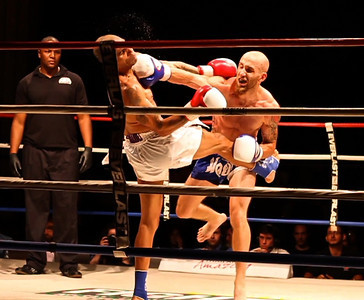 Sean vs Hernandez 8-17-12 Fight Photos