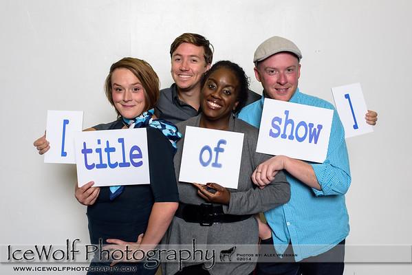 """""""[Title of Show]"""" Publicity 2"""