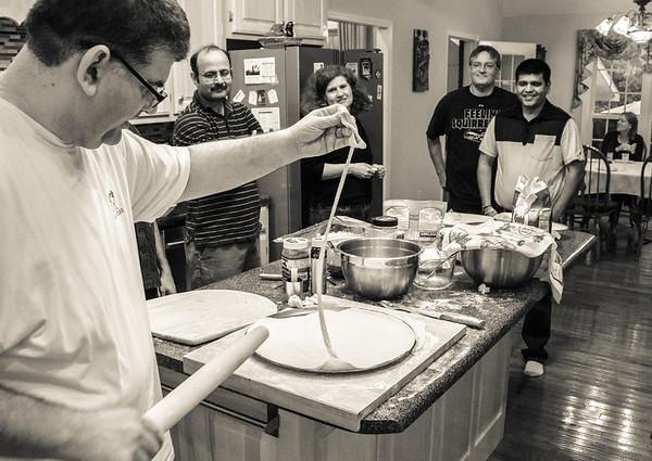 Osiris Pedroso's Pizza Party