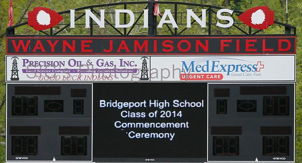 2014 Senior Graduation Activities
