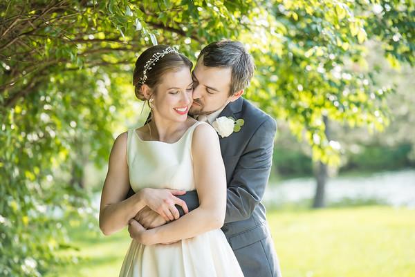 Caitlin & Brenden: Married