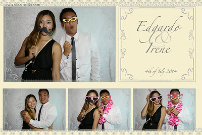 Irene and Edgardo 2014