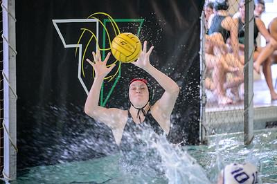 Tigard HS Girls Varsity Water Polo v Lakeridge 2018