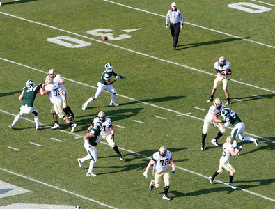Purdue at MSU football 2010