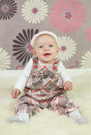 Abigail 6 Months