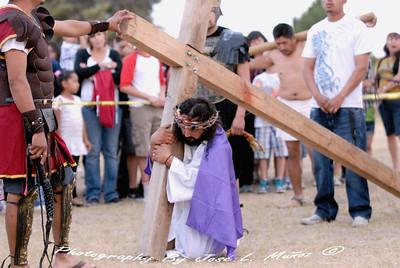 2014-04-18  Via Crucis--Stations of the Cross