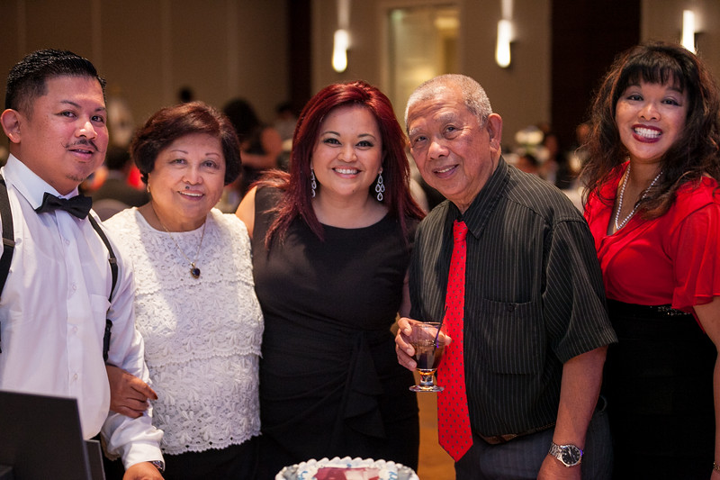 Banez 45th Wedding Anniversary
