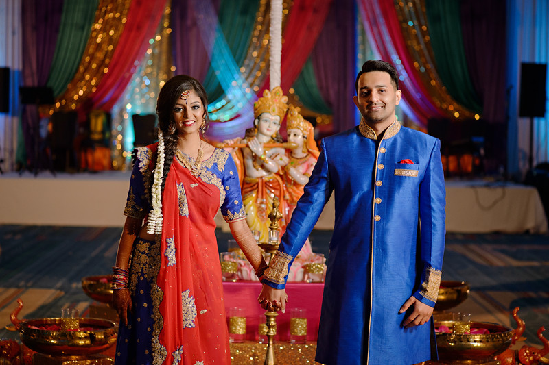 Kunal and Dimple Wedding - Day 2