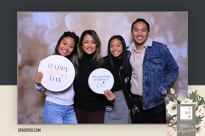 TFH SF Mothers Day 2019 - May 12, 2019