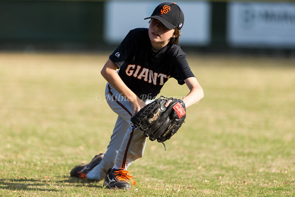 #3 Athletics vs Giants