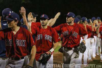 Red Sox vs. Baycats August 4