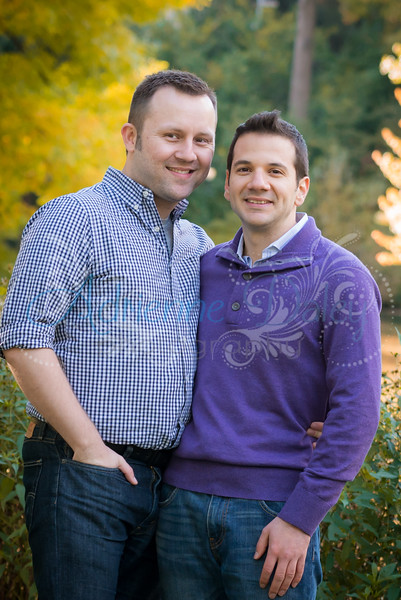 Christopher and Wesley Engagement 10-18-15