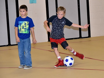 Getting A Kick Out Of P.E. photos by Gary Baker