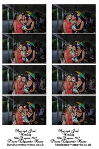 Ant and Jess' Wedding at Mount Edgecombe House 12-08-17