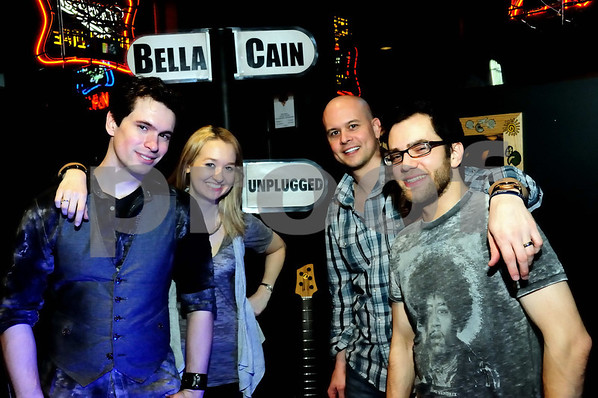 BELLA CAIN UNPLUGGED @ RAYMONDS BOWL 3 9 13