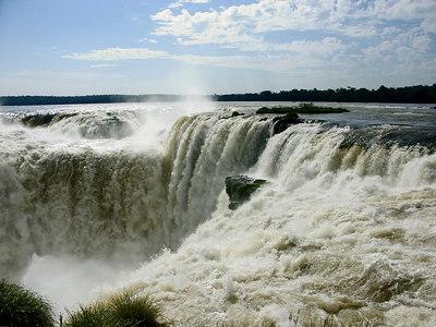 The Iguasu Falls - Argentina