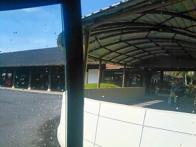 Koh Samui International Airport, Thailand (den er god nok, det er faktisk en international lufthavn)