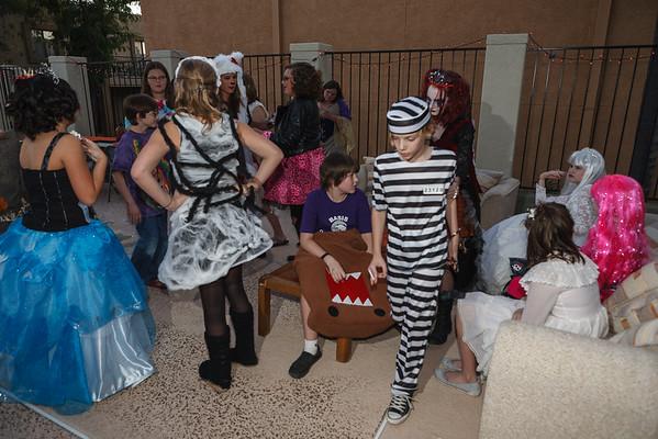 2011 Chloe Halloween Party