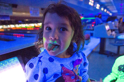 Cosmic Bowling - 30JAN16