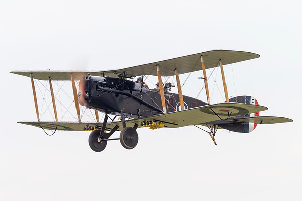 F-AYBF - Bristol F-2B Fighter