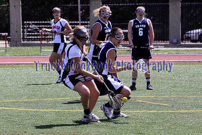 OWU Women's Lacrosse - Trine