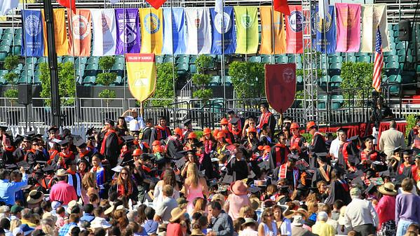 Hazel's SCU Graduation