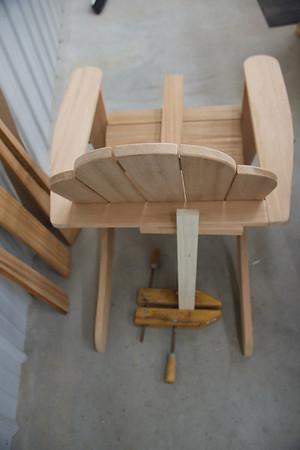 Adirondack Chair with Doug Dale