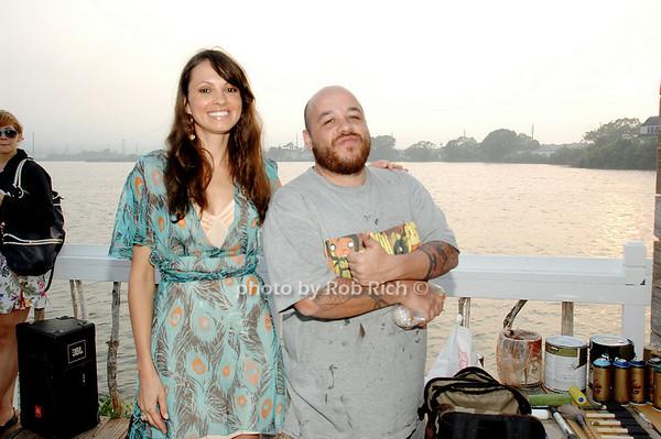 Ingrid Rheinlander and Felipe Yung