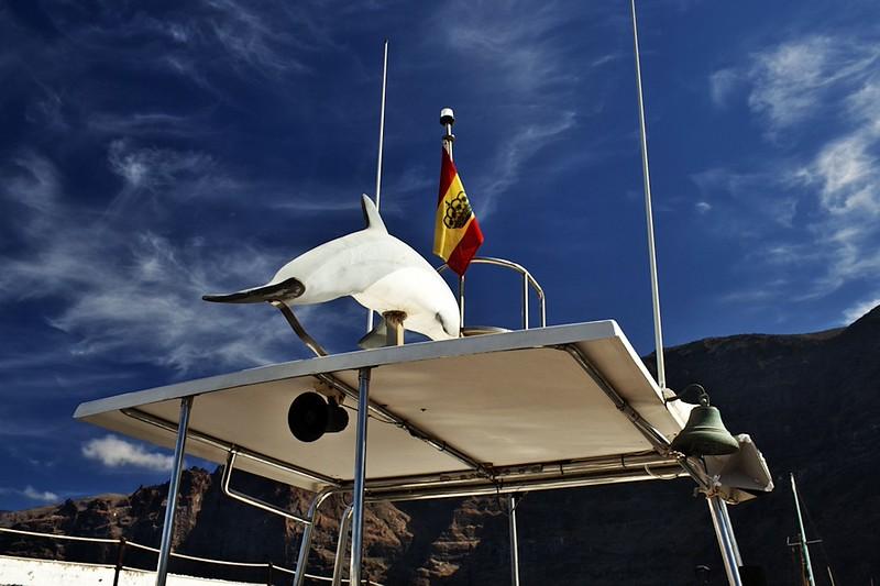 Nashira Uno, loď pro sledování delfínů a velryb