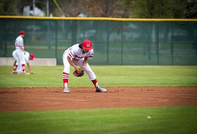 Baseball - Varsity vs Seagoville