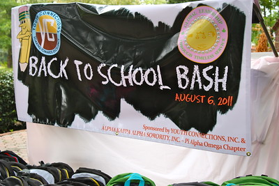 Pi Alpha Omega Back to School Bash 2011